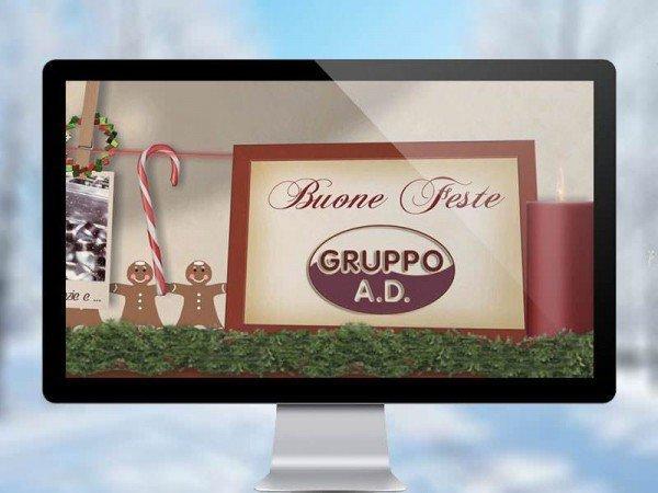 """Video """"Buone Feste"""" Gruppo AD"""