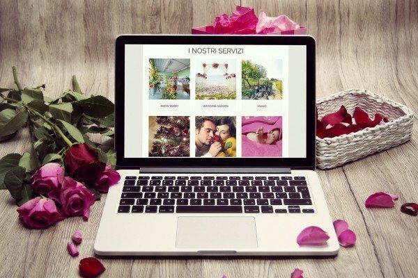 Sito Web Garden Shop Pasini