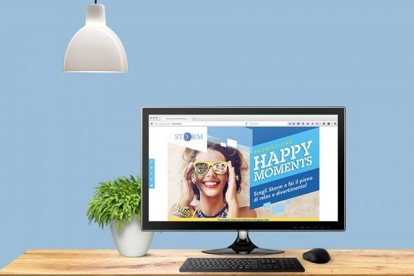 Sito Web Happy Moments