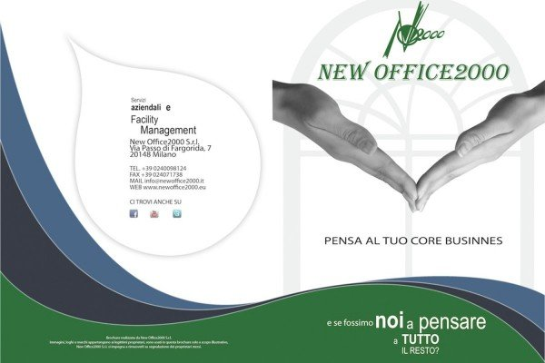 Brochure New Office 2000 Esterno