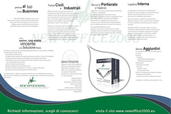 Brochure New Office 2000 Interno