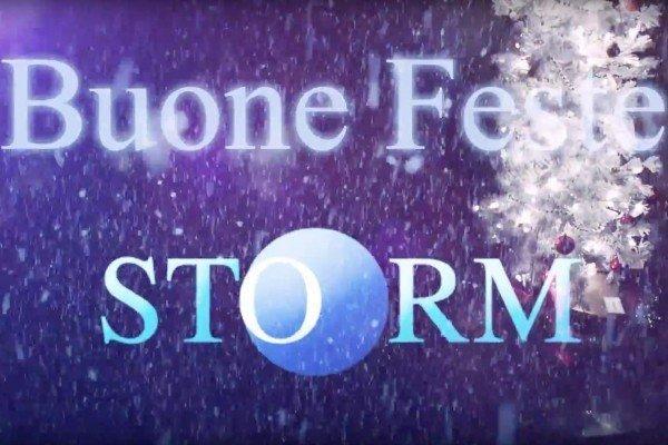 "Video ""Buone Feste"" Storm"