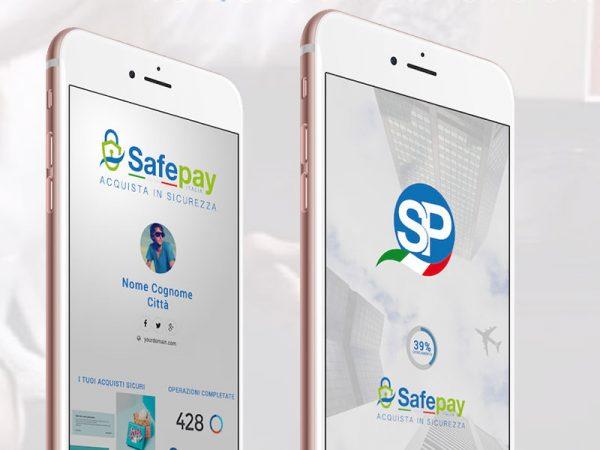 Sito Web Safepay Italia