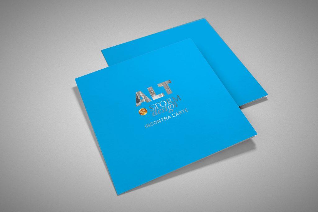 Brochure Idrotrade invito evento